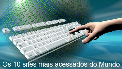 Os 10 Sites mais acessados do Mundo