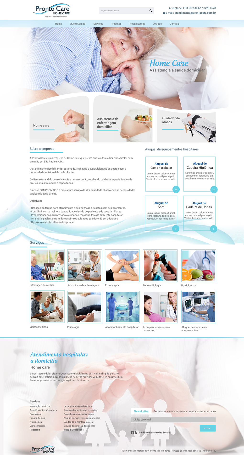 criacao-de-sites-pronto-care