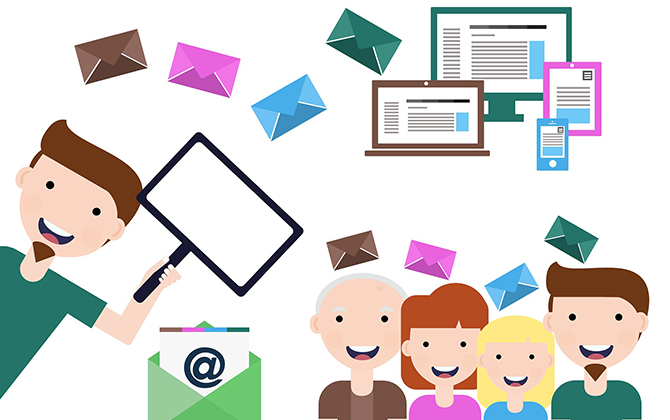 ideias para e-mail marketing